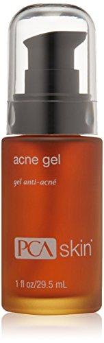 PCA SKIN Acne Gel - 2% Salicylic Acid Face and Spot Treatment, 1 fl. oz. - Root Ginger Moisturizer