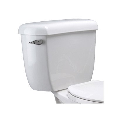 Zurn Z5562-TNK-PA Tank Only, Dual Flush, Pressure Assist, 1.6/1.0 gpf, for Two-Piece Toilet