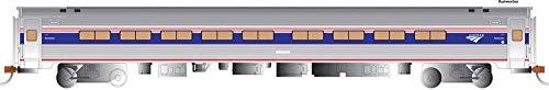 85' Budd Amtrak Passenger Car - Amfleet I Coach - Businessclass Phase VI - HO - Car Budd Passenger