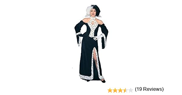 The Stage Door - Disfraz de Cruella De Vil: Amazon.es: Juguetes y ...