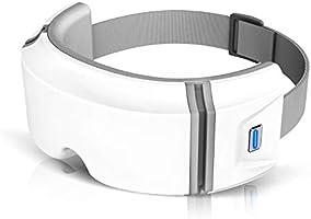 【2020先行版】YATWIN アイウォーマー 多機能 5つモード最新グラフェン Bluetooth USB充電 両側の曲げデザインは電動ホット男女兼用ギフト プレゼント 通気性 白「日本語説明書付属 正規品」