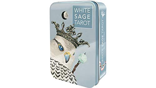 MTS White Sage Tarot Cards by MTS (Image #1)