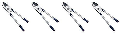 Spear & Jackson 8290RS Razorsharp Heavy Duty Telescopic Ratchet Anvil Loppers (4-(Pack)) by Spear & Jackson (Image #1)