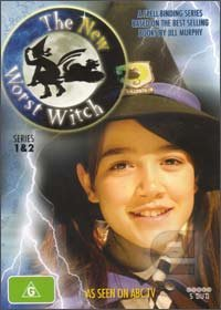 alice connor the new worst witch