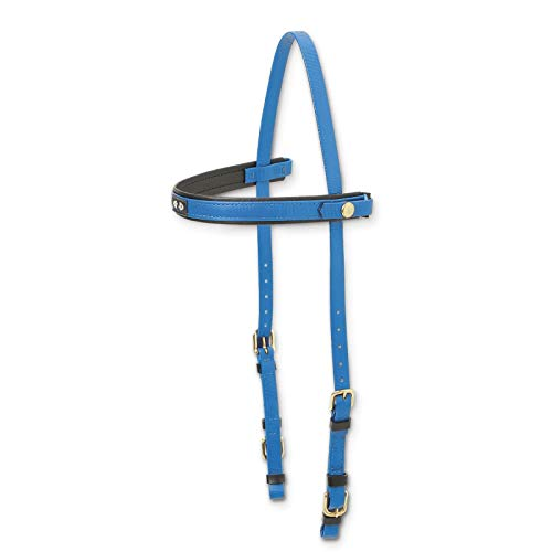 Zilco Deluxe Endurance Bridle Arab/Full Electric B