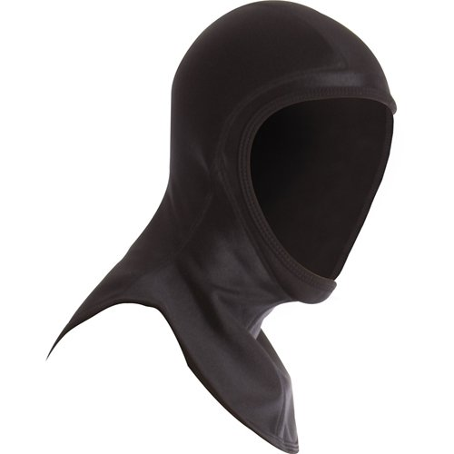 Sharkskin Chillproof Hood for Scuba Diving & Watersports, Black, (Scuba Hood)