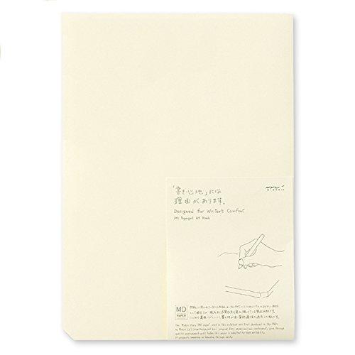 Midori 91803206 Blocco di fogli di carta, formato A4