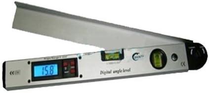 400mm Digital Angle Finder Meter Protractor Spirit Level Sk99g -  Construction Protractors - Amazon.com