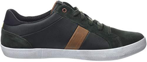 Vert dk G U Geox Basses Box C3014 Homme Sneakers Green SB6Aq17w