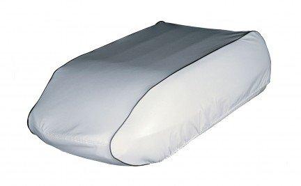 ADCO 3023 RV AC Air Conditioner Shroud Cover White COLEMAN MACH III 29