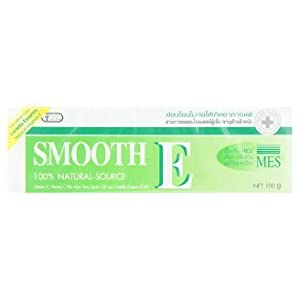 Smooth E facial creams and body 100g. (L)
