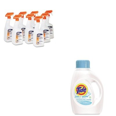 KITPAG03259CTPAG13885 - Value Kit - Procter amp; Gamble Professional Free amp;amp; Gentle Laundry Detergent (PAG13885) and Febreze Fabric Refresher amp;amp; Odor Eliminator (PAG03259CT)