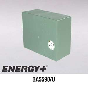 FedCo Batteries Compatible with Saft BA5598-U 8000mAh Military Battery For Radio Communications And Military Applications