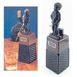True D75 Bonny Boy Liquor Gag Gifts, Beverage, Wine, Beer, Whiskey, Vodka, Gin and Margarita Alcohol Dispenser, One Size, Black