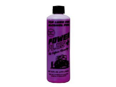 Power Plus 19769-18 Fuel Additive Alcohol Top Lube Cherry Scented