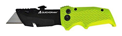 Prazi USA PR 1450 Quickdraw Folding Utility Knife, - Usa Pr