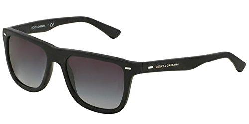 Dolce & Gabbana Matte Black Unisex Kids - Wayfarer Dolce Sunglasses Gabbana And