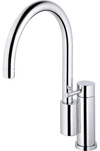 Ideal Standard A9020AA Miscelatore per lavello cucina Mara a collo ...