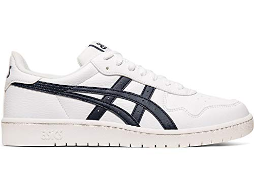 ASICS Tiger Men's Japan S Shoes, 8M, White/Midnight