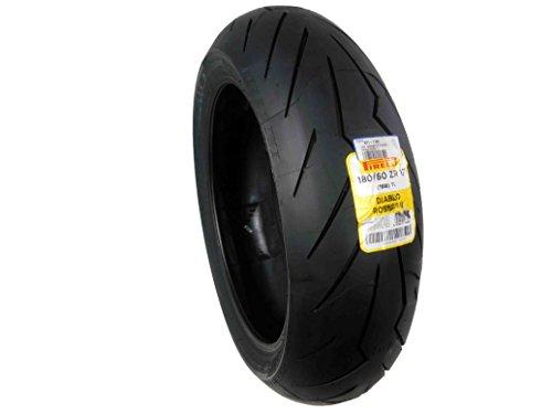 Pirelli Diablo Rosso 3 Rear Tire (180/60ZR-17)