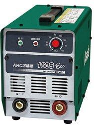 アサダ AW160 アーク溶接機160S ECO