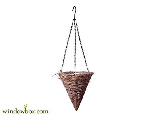 hanging cone planter - 5