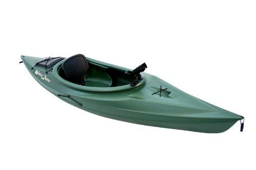 KL Industries Sun Dolphin Excursion 10′ Fishing Kayak, Outdoor Stuffs