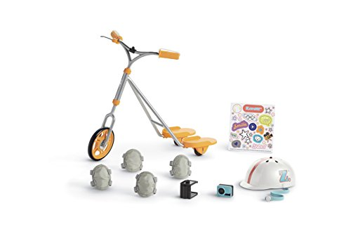 American Girl Z's Scooter