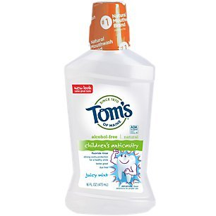 Children's Anticavity AlcoholFree Fluoride Rinse ()