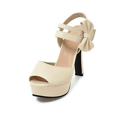 Eté Chaussures Evénement black LvYuan Polyuréthane Mariage amp; PU Habillé Femme Basique à Talons ggx Soirée microfibre Printemps Escarpin synthétique de UwOESwq