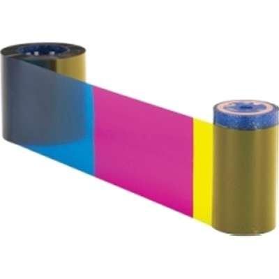 (Datacard Group 568971-002 Color Ribbon, Ymck-K for RP90+ Card Printer)