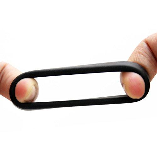Mega Size 35mm Penis Ring SEXY BELLA C-Ring Soft Sex Toys for Men