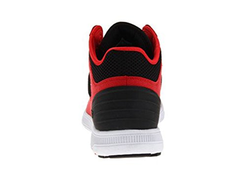 Supra OWEN MID red-black-white – White
