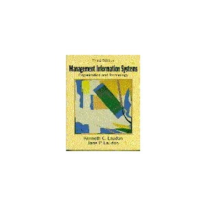 Management Information Systems: Organization and Technology