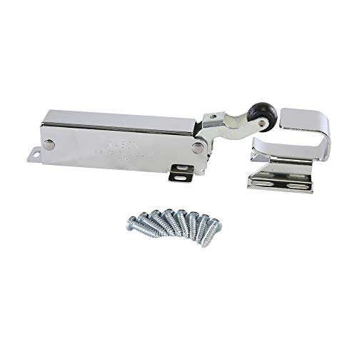 Kason 1094 SureClose Hydraulic Door Closer, Exposed with Flush to 3/4 Inch Hook, 11094000003_11094000026 (Walking Freezer And Coolers)