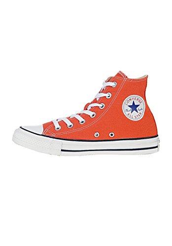 Converse Chuck Taylor All Star, Zapatillas Altas Unisex Adulto myvanisonfire-white-black