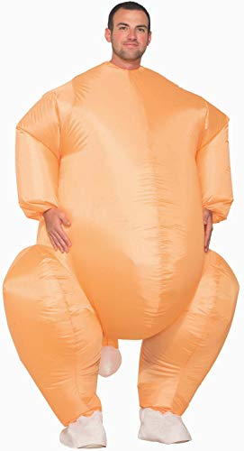 Inflatable Turkey Costume (Forum Novelties Inflatable, As As Shown, One)