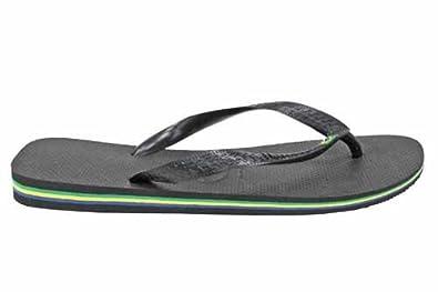 Havaianas , Chaussures de piscine et plage pour homme Noir noir - Noir -  noir, 64faf597d18e