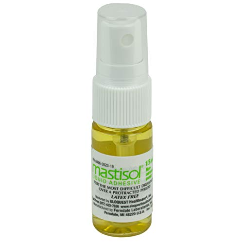 - Mastisol Adhesive, 15 mL Spray