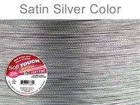 (Soft Flex XCR-5411 Soft Touch Very Fine Beading Wire, 0.010