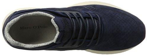 Marc OPolo Herren Sneaker 70723713502301 Blau (Dark Blue)