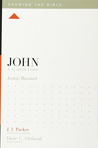 John: A 12-Week Study (Knowing the Bible)