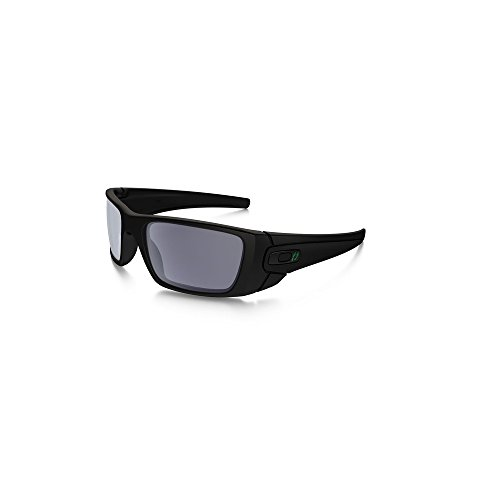 Oakley SI FUEL CELL PARA JUMPER SUNGLASSES MATTE BLACK FRAME GREY - Oakley Cell Fuel Oo9096
