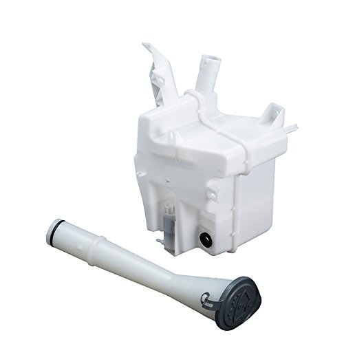 MGWR103 WINDSHIELD WASHER RESERVOIR with Pump & Neck Fits Nissan Altima / Maxima 2.5L L4 / 3.5L V6 (Nissan Maxima Windshield)