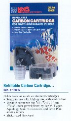 (Lee`s Pet Products Carbon Cartridge Refillable Large/Universal (Blister Card))