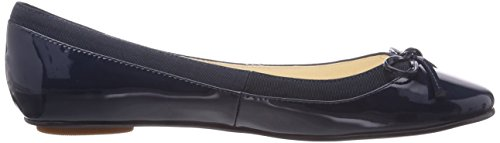 Blue356 Blu 207 Buffalo Donna Leather Patent Ballerine 3562 00 axZqR