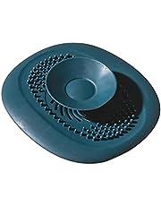 Taerausi Rolhas de ralo para banheira, tampa de silicone para pia de banheira, apanhador de cabelo, coadores de ralo para banheira, tampa protetora para lavanderia, cozinha e banheiro