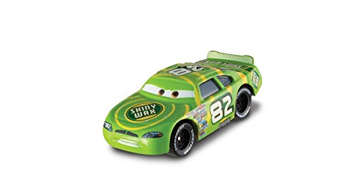 - Disney/Pixar Cars, Piston Cup Die-Cast Vehicle, Shiny Wax No. 82 #11/16, 1:55 Scale