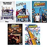 Impractical Jokers: The Complete Series Season 1, 2, 3, 4, 5 DVD, NEW