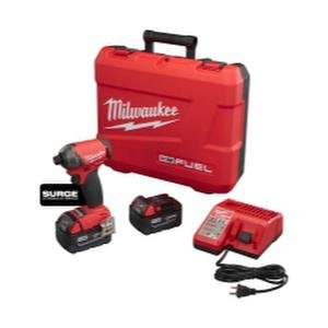 Milwaukee 2760-22 Fuel Surge 1/4'' Hex Hydraulic Driver Kit by Milwaukee
